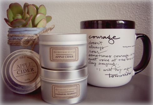 Coffee & Candles Giveaway Bundle | Simply for One ReLaunch Celebration