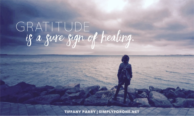 A Sure Sign of Healing {www.simplyforone.net} http://wp.me/p2v8DX-IC